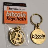 Bitcoin Keychain Photo, with packaging