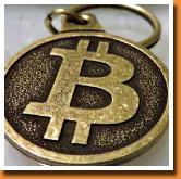 Bitcoin Keychain Photo